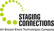 Staging Connections, an encore event technologies company