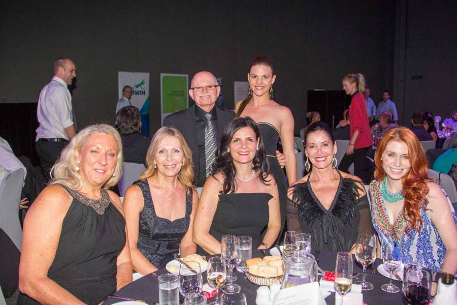 Southern Cross Television, Darwin at OBM 20th gala business dinner