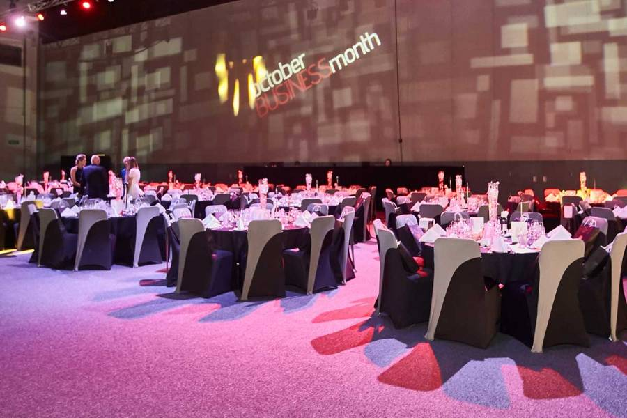OBM 2015 Darwin Gala Business Dinner at the Darwin Convention Centre