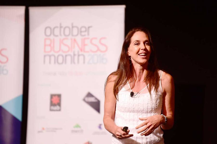 Janine Allis OBM keynote speaker Alice Springs