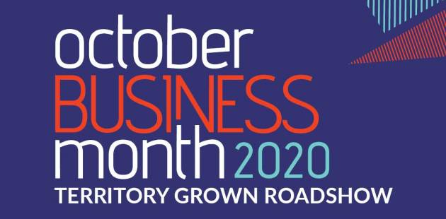 October Business Month 2020, Territory grown roadshow